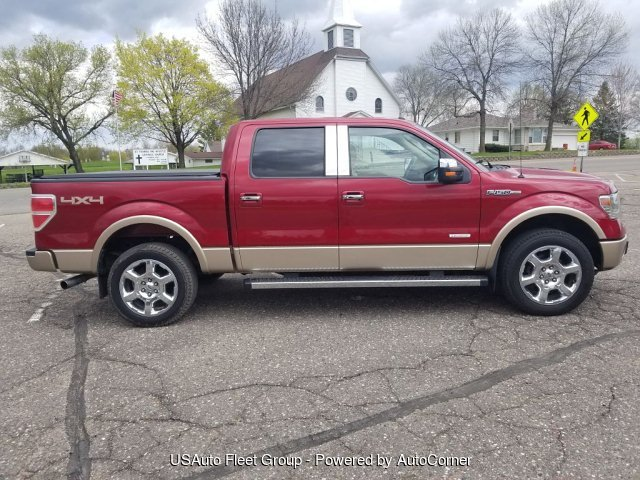 2014 FORD  F150 AUCTION SUPERCREW 4X4