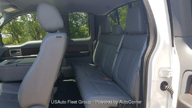 2014 FORD F150 SUPER CAB LARIET