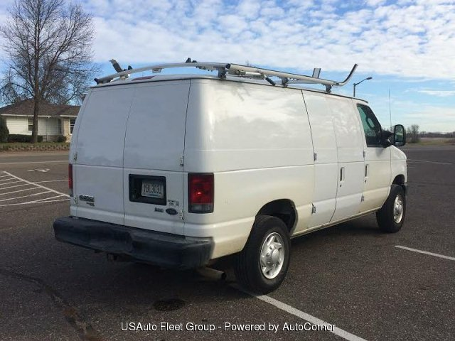 2012 FORD ECONOLINE E350 SUPER DUTY VAN